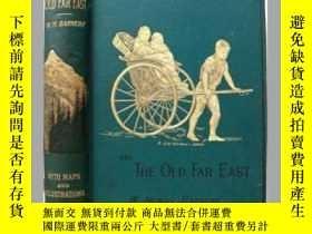 二手書博民逛書店【罕見】1889年《新舊東西方》 THE NEW FAR WES