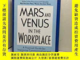 二手書博民逛書店Mars罕見and Venus in the Workplace