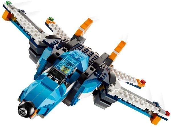 【LEGO樂高】CREATOR 雙螺旋槳直升機 l#31096