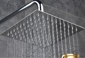 花灑 浴室304不繡鋼淋浴大花灑噴頭浴室頂噴蓮蓬頭 KB3024【歐爸生活館】