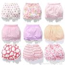 女童短褲小女童純棉面包短褲嬰兒燈籠褲0女寶寶1大pp打底褲2外穿3歲夏薄款
