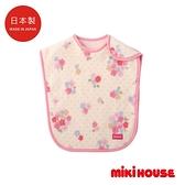 MIKI HOUSE BABY 日本製 可愛花朵保暖防踢被