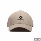 CONVERSE 運動帽 中性 CAPS 線灰-10008479A25