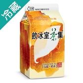 統一飲冰室茶集烏龍奶茶400ml【愛買冷藏】
