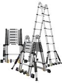 梯子 佳戈寶伸縮梯子人字梯鋁合金折疊加厚家用樓梯多功能工程升降梯子【快速出貨】