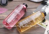 【Water 1000ml】送杯袋 韓國時尚玻璃杯 超大容量1L水杯 高硼矽玻璃瓶 隨身瓶 水壺 附收納袋