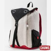 CHUMS 日本 童 Booby 造型後背包 霧米白 CH602177W003