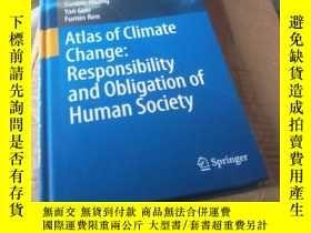 二手書博民逛書店Atlas罕見of Climate Change: Responsibility and Obligation o
