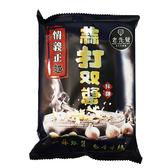 J-老先覺情義正麵蒜打雙醬拌麵560G【愛買】
