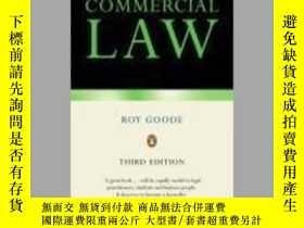 二手書博民逛書店Commercial罕見LawY256260 Professor Sir Roy Goode Penguin