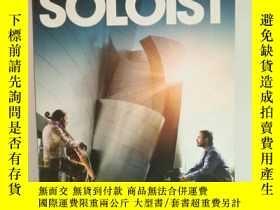 二手書博民逛書店獨奏者罕見Steve Lopez: The Soloist (電