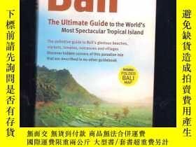 二手書博民逛書店Bali:罕見The Ultimate Guide to the