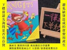 二手書博民逛書店funtime罕見activity book:KNIGHTSY364544 英文原版 外文社