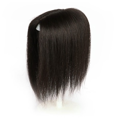 假髮片(真髮絲)-內網14x16cm長直髮40cm透氣女假髮73us40【時尚巴黎】