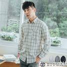 長袖襯衫【Y0607】OBIYUAN 文...