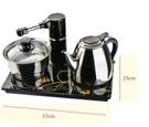 【艾來家電】台熱牌 光觸控數位面板 電茶壺/快煮壺/泡茶組  T-6369 / T-6558