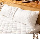 床具 3M 防潑水專利雙層保護抗汙床包防潑墊(加大6尺) 180*186CM 台灣製造    【LAA012】-收納女王