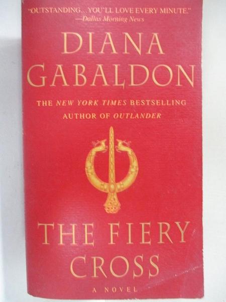 【書寶二手書T3/一般小說_AMS】The Fiery Cross_Gabaldon, Diana