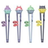 兒童筷子訓練筷4一段二段3歲學習練習6小孩家用餐具套裝男孩2【快速出貨】