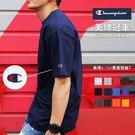 原廠正版 Champion 冠軍 美規 袖口刺繡 高磅數 素T 短袖 T恤 【CHT425】