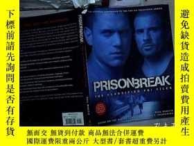 二手書博民逛書店Prison罕見Break:The Classified FBI Files越獄:聯邦調查局的機密檔案(112)附