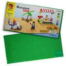 樂博士56 x 28 積木底板 8804 (綠色)
