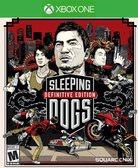 X1 Sleeping Dogs: Definitive Edition 看門狗(美版代購)