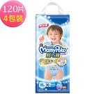 滿意寶寶 輕巧褲男(XL) 箱購 (30片 x 4包/箱)