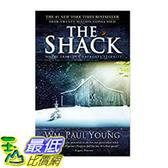 [106美國直購] 2017美國暢銷書 The Shack:Where Tragedy Confronts Eternity