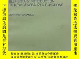 二手書博民逛書店ELEMENTARY罕見INTRODUCTION TO NEW