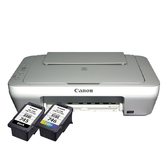 【超值優惠】CANON MG2470 多功能相片複合機 搭原廠墨水匣 祼 一組 登錄送禮卷200元