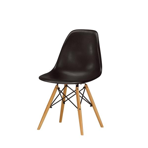 OB003-喬蒂餐椅(黑)(19CM/1040-11)【DD House】