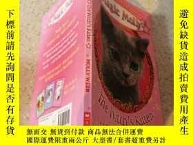 二手書博民逛書店The罕見witch s Kitten HOLLY WEBB:女巫的小貓霍莉·韋伯Y200392