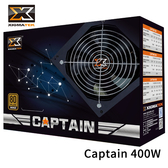 Xigmatek Captain 400W 80plus 銅牌 電源供應器 EN42944