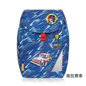TigerFamily eGG磁扣超輕量護脊書包-瘋狂賽車