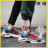 韓版板鞋運動休閒百搭跑步鞋