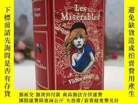 二手書博民逛書店Les罕見Misérables (Leather-bound C
