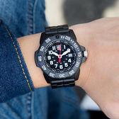 LUMINOX 雷明時 3502 NAVY SEAL 海豹突擊隊二代鏈帶腕錶/白 45mm 熱賣中!
