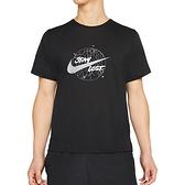 Nike DF Miler Top SS WR GX 男 黑 運動 休閒 短袖 DA0217-010