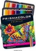 [2美國直購] Prismacolor 3598T Premier Colored Pencils, 48 Assorted Color Pencils 色鉛筆 48色 TB0
