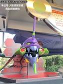 (現貨&樂園實拍)  日本 大阪環球影城限定 福音戰士 初號機 全新爆米花空桶