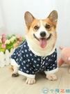 寵物狗狗衣服秋冬保暖加厚柯基泰迪小型犬中型犬四腳冬天冬裝網紅【千尋】