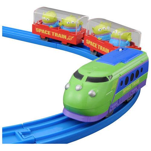 特價 Disney x PLARAIL 三眼怪可愛列車_ DS81454