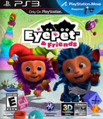 PS3 EyePet and Friends EyePet 和朋友們(美版代購)