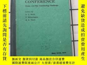 二手書博民逛書店英文:Proceedings罕見of the international clean air conference