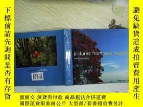 二手書博民逛書店pictures罕見from new zealand karl