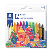 施德樓 220-NC12 快樂學園無毒安全油蠟筆12色組