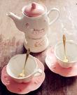 櫻花下午茶水果茶保溫茶杯陶瓷玻璃花茶壺茶具032883通販屋