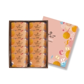 【一之軒】10入金Q餅禮盒-附袋