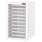 樹德A4-110P 十層桌上型A4資料櫃 / 文件櫃 / 檔案櫃